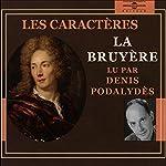 Les caractères | Jean de la Bruyère
