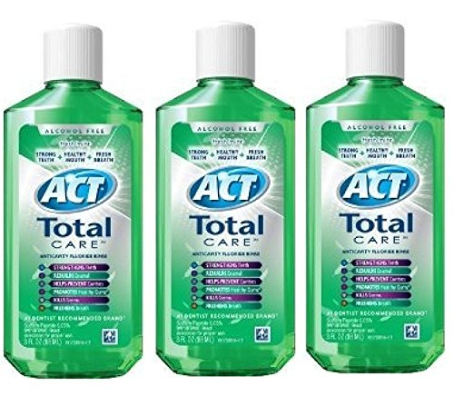 Total Mouth Rinse Fresh Travel product image