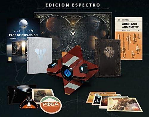 Destiny Edicion Espectro exclusiva GAME XBOX ONE: Amazon.es ...