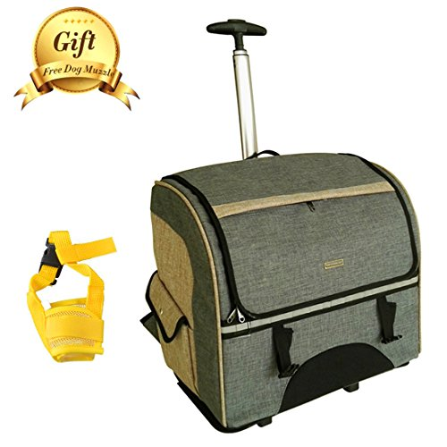 Premium Travel Carrier Detachable Roller product image