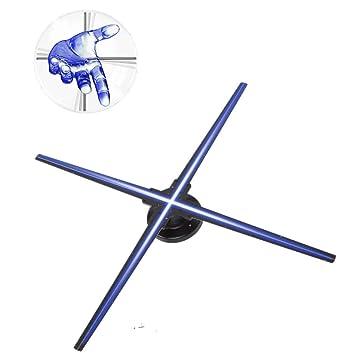 Proyector holográfico 3D, 1024 * 1024 Proyector publicitario ...