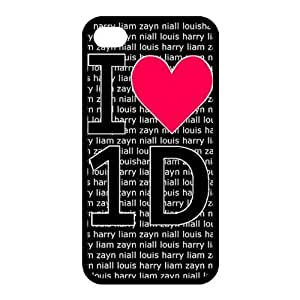 Customize One Direction Zayn Malik Liam Payn Niall Horan Louis Tomlinson Harry Styles Case for iphone4 4S JN4S-1756