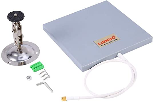 Antena Direccional De Panel Plano para WiFi O Enrutador