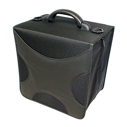 linkyo-520-disc-heavy-duty-cd-dvd-storage-binder-wallets-frustration-free-packaging-black