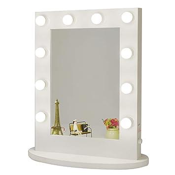 Amazon Com Chende Vanity Mirror With Light Hollywood Makeup Mirror