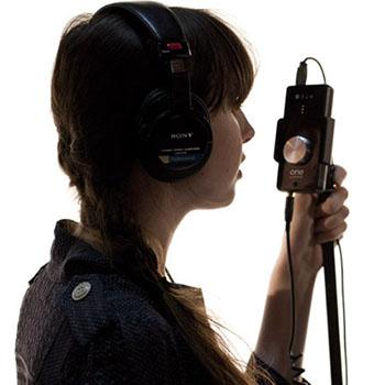 Apogee ONE Internal Microphone