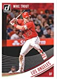 2018 Donruss #155 Mike Trout Los Angeles Angels Baseball Card