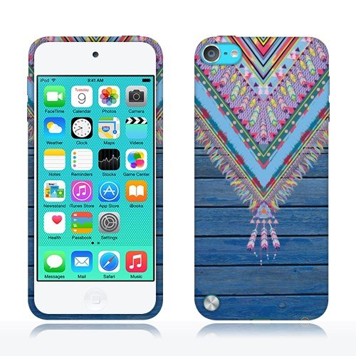 NextKin Apple iPod Touch 5 (5th Generation) Flexible Slim Silicone TPU Skin Gel Soft Protector Cover Case -