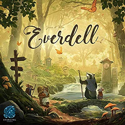Starling Games: Everdell Board Game: Toys & Games