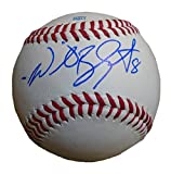 Seattle Mariners Willie Bloomquist Autographed Hand Signed Baseball with Proof Photo of Signing and COA, Arizona Diamondbacks, Kansas City Royals, Cincinnati Reds