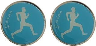 Baoblaze Soccer Football Referee Toss Coin, Set of 2