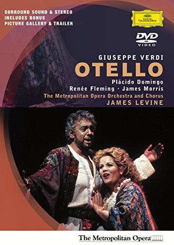 Verdi - Otello / Domingo, Fleming, Morris, Croft, Levine, Moshinsky, Metropolitan (Best Unknown Opera Musics)