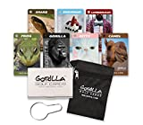 Gorilla Golf Cards with Hang Bag (Black) : The On-Course Golf Betting Game
