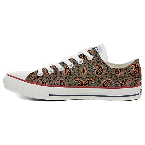 Converse All Star Customized - zapatos personalizados (Producto Artesano) Persian Paisley