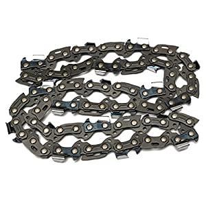 "Best to Buy New 8"" Chainsaw Chain Blade 3/8"" LP .050 Gauge 33 DL DRIVE LINKS PORTLAND 62896 S33 husqvarna chainsaw mill ripping chain worx parts greenworks"