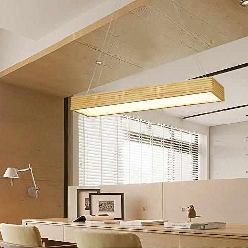 Lámpara colgante LED lámpara colgante de mesa de comedor ...