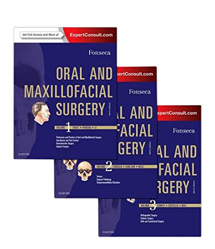 Oral and Maxillofacial Surgery: 3-Volume Set,