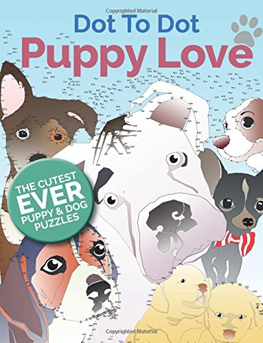 Puppy Love Dot Cutest Puzzle
