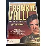 Frankie Valli Four Seasons Live Dvd