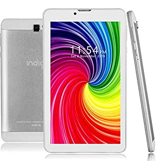 Indigi Android Pie 7-inch 4G LTE GSM Unlocked Smartphone & Tablet, DualSIM, QuadCore (2GB RAM/16GB ROM)