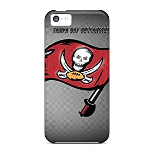 High Quality Phone Covers For Iphone 5c With Customized Fashion Tampa Bay Buccaneers Series AlainTanielian