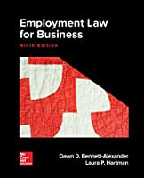 Employment Law for Business, 9th Edition Front Cover