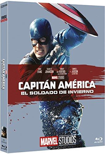 Capitán América: El Soldado De Invierno - Edición Coleccionista [Blu-ray]