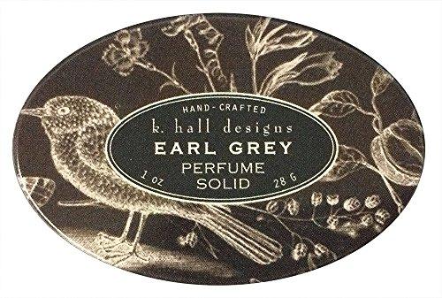 K. Hall Printed Solid Perfume (Early Grey)