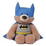 GUND DC Comics Batman Malone Teddy Bear Stuffed Animal Plush, 12