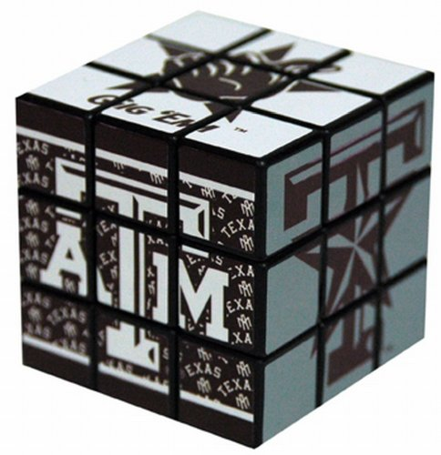 NCAA Texas A&M Aggies Toy Puzzle Cube ()