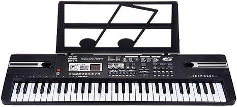 Angela Piano para niños, multifunción 61 Teclas Órgano ...
