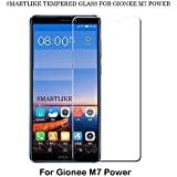 SmartLike Tempered Glass for Gionee M7 Power (Transparent)