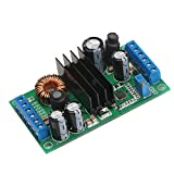 DROK LTC3780 14A High Power Auto Step Up Down Voltage Regulator 5-32V to 2-24V DC Adjustable Converter Transformer with 15A fuse for Charging Car MP3 MP4 GPS Phone