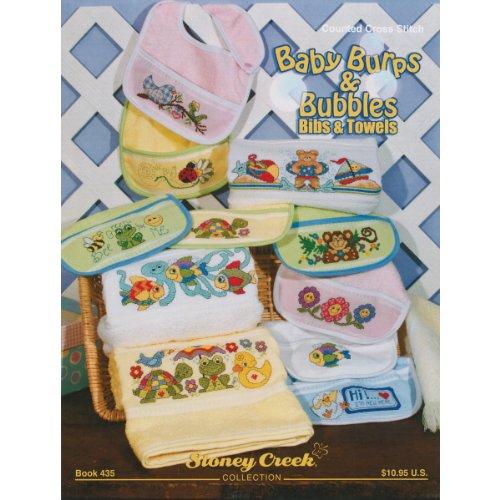 Stoney Creek Burps Bubbles Towels product image