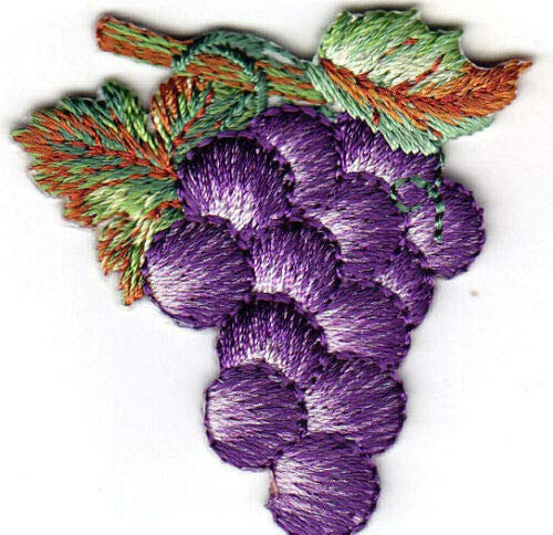 grape applique - 5