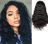 Persephone Real Human Hair Wigs for Black Women Brazilian Lace Front...
