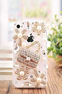 iPhone 4/4S THE WEDDING PARTY BRIDAL CASE BY iART4iPHONE