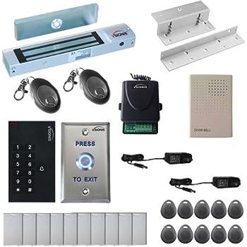 Amazon Com Visionis Fpc 5338 One Door Access Control