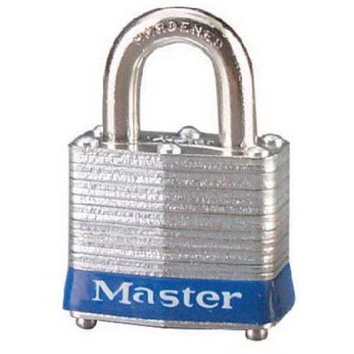 Universal Pin Padlock - Master Lock 3UP Universal Pin Laminated Padlock
