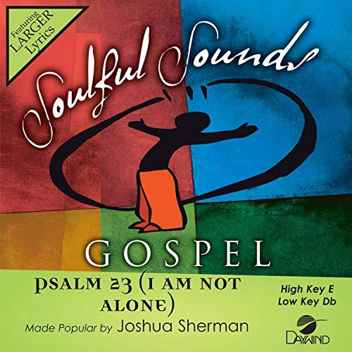Psalm 23 (I Am Not Alone) [Accompaniment/Performance Track]
