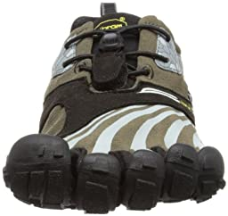 Vibram FiveFingers Spyridon LS - Men\'s Military Green/Grey/Black 40