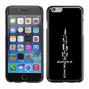 "Planetar® ( Sword Collection ) Fundas Cover Cubre Hard Case Cover 5.5"" iPhone 6 Plus"