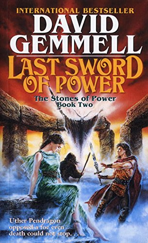 book cover of Last Sword of Power