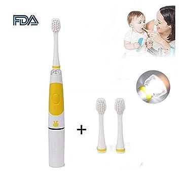 Amazon.com: LIANGSM - Cepillo de dientes eléctrico para ...
