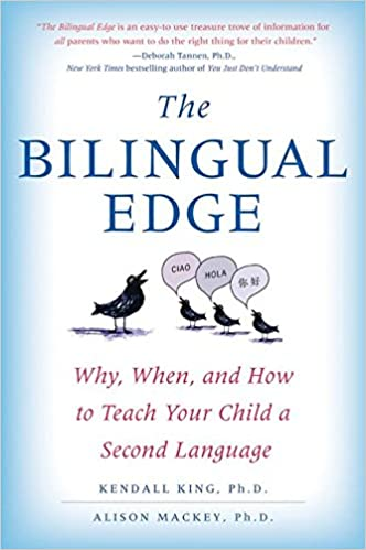 How best to teach children a language