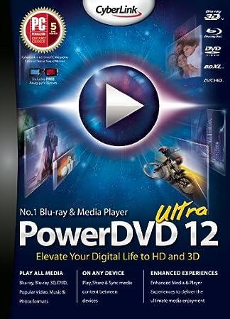 PowerDVD 12 Ultra [Download]