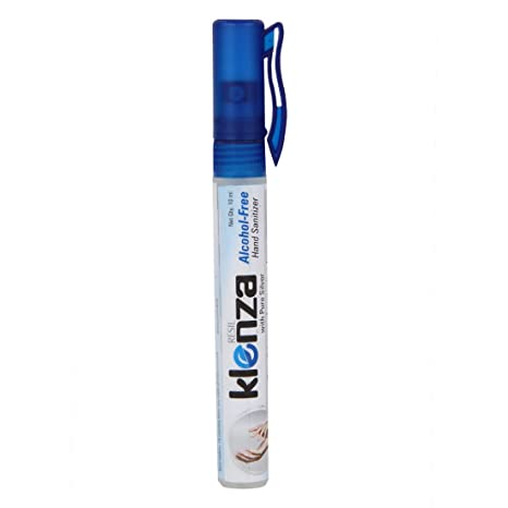 Buy Klenza Alcohol Free Cool Cologne Hand Sanitizer Spray 10 Ml
