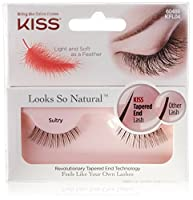 Kiss Products Looks So Natural Lashes, Sultry, 0.03 Pound