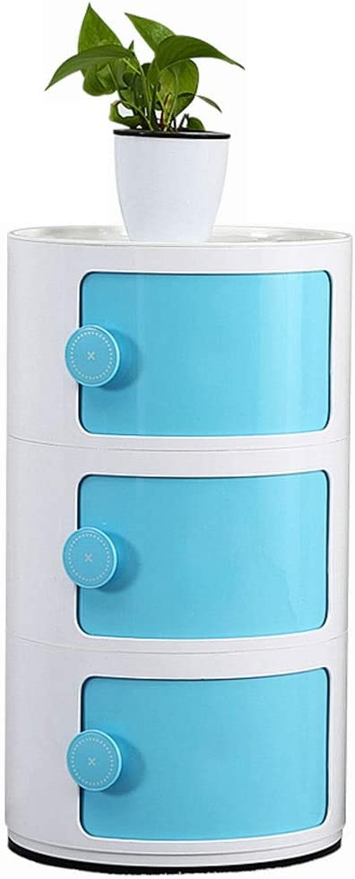 Xuejuanshop Armario portátil El Armario Redondo de plástico for Puertas corredizas diseña libremente Capas superpuestas Almacenamiento Multifuncional Guardarropa (Color : Pink, tamaño : 4layers): Amazon.es: Hogar