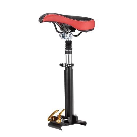 Amazon.com: Walmeck - Juego de sillín eléctrico plegable de ...